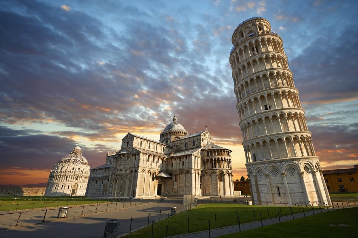 Best Of Pisa & Florence From La Spezia