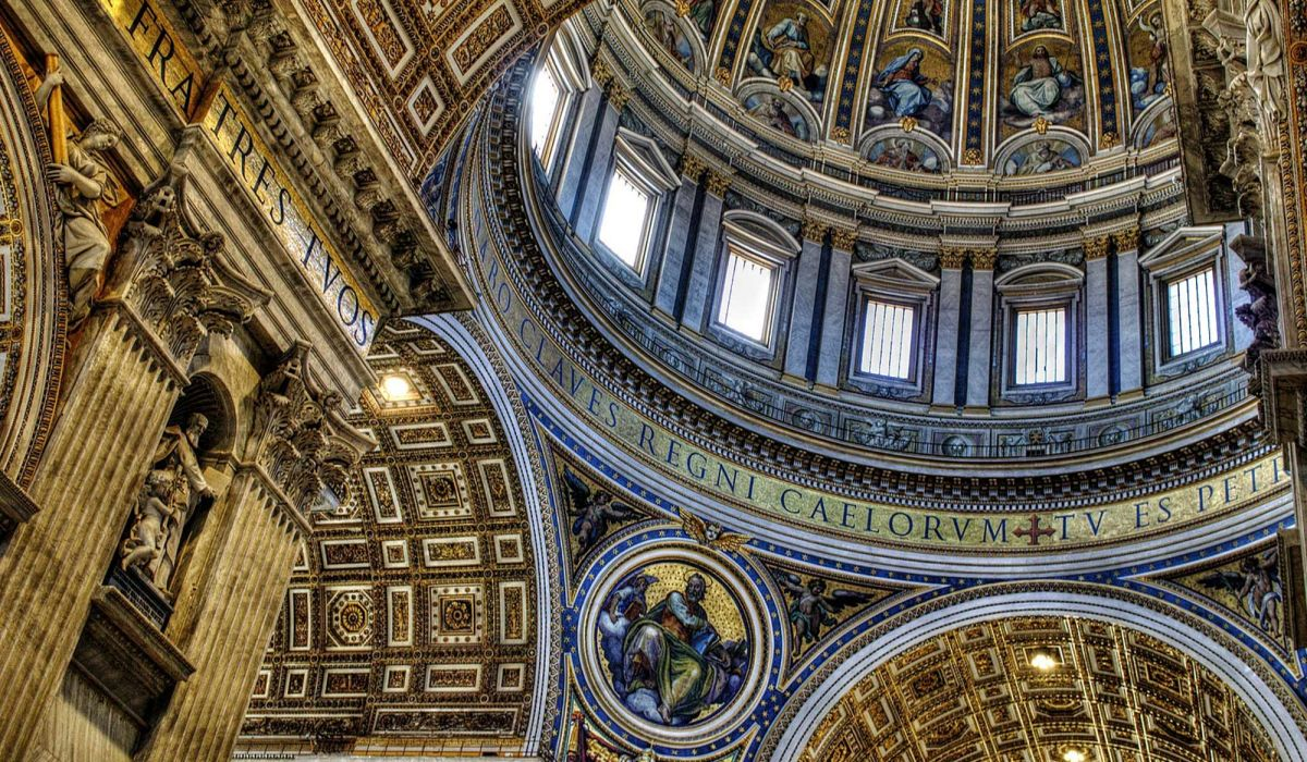 Pre Or Post Cruise Tour Vatican Museum & St Peter
