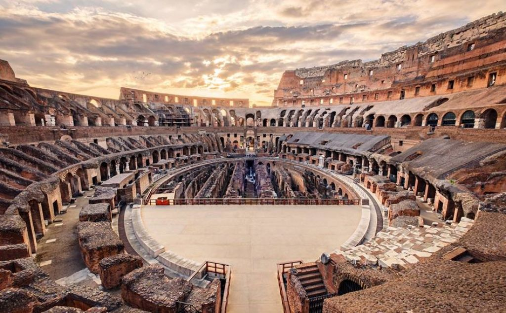 Pre Or Post Cruise Tour Of  Ancient Rome