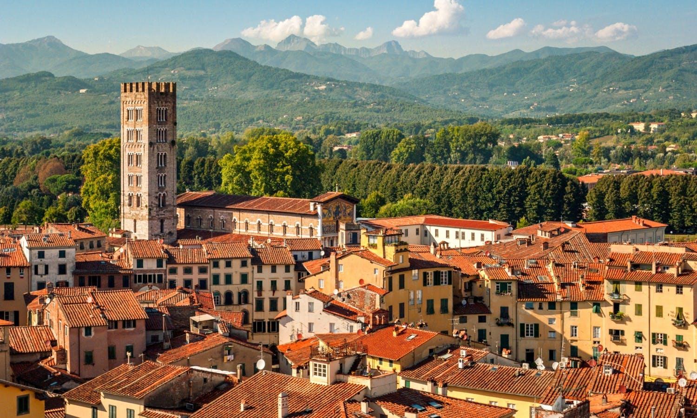 Lucca & Pisa From La Spezia