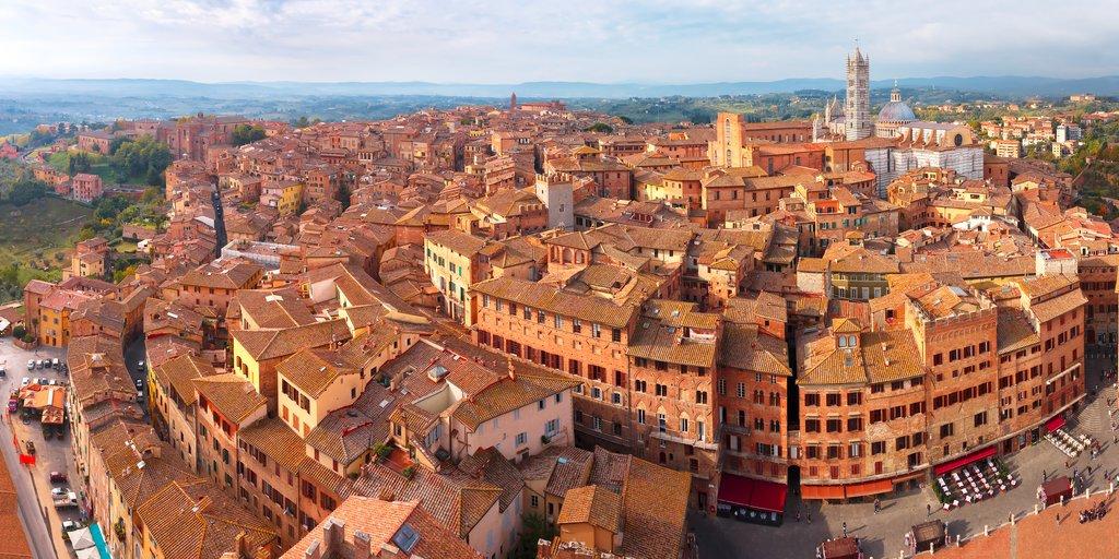 Siena, San Gimignano & Tuscany Countryside