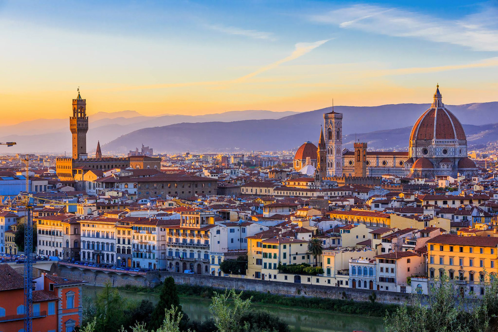 Best Of Pisa & Florence