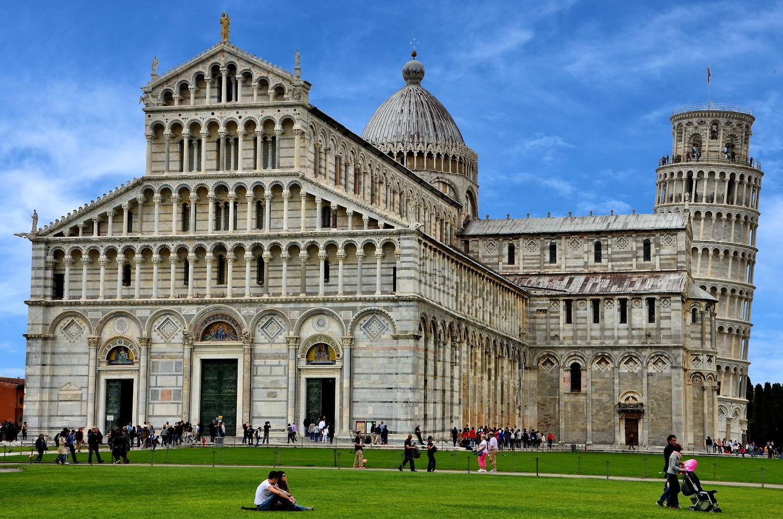 Lucca & Pisa