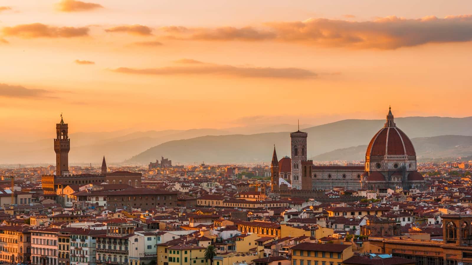 Florence, San Gimignano & Tuscany Countryside