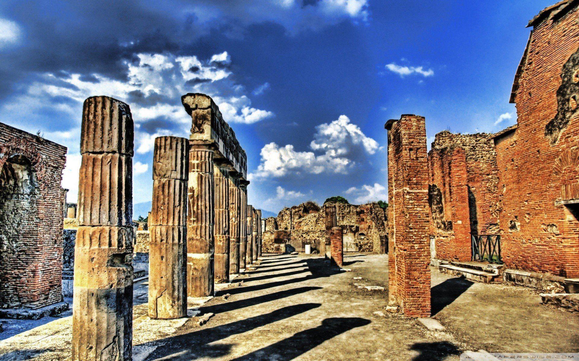 Pompeii Ruins Half Day Tour