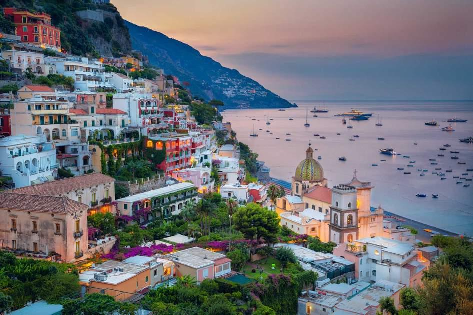 Amalfi Coast & Pompeii From Sorrento