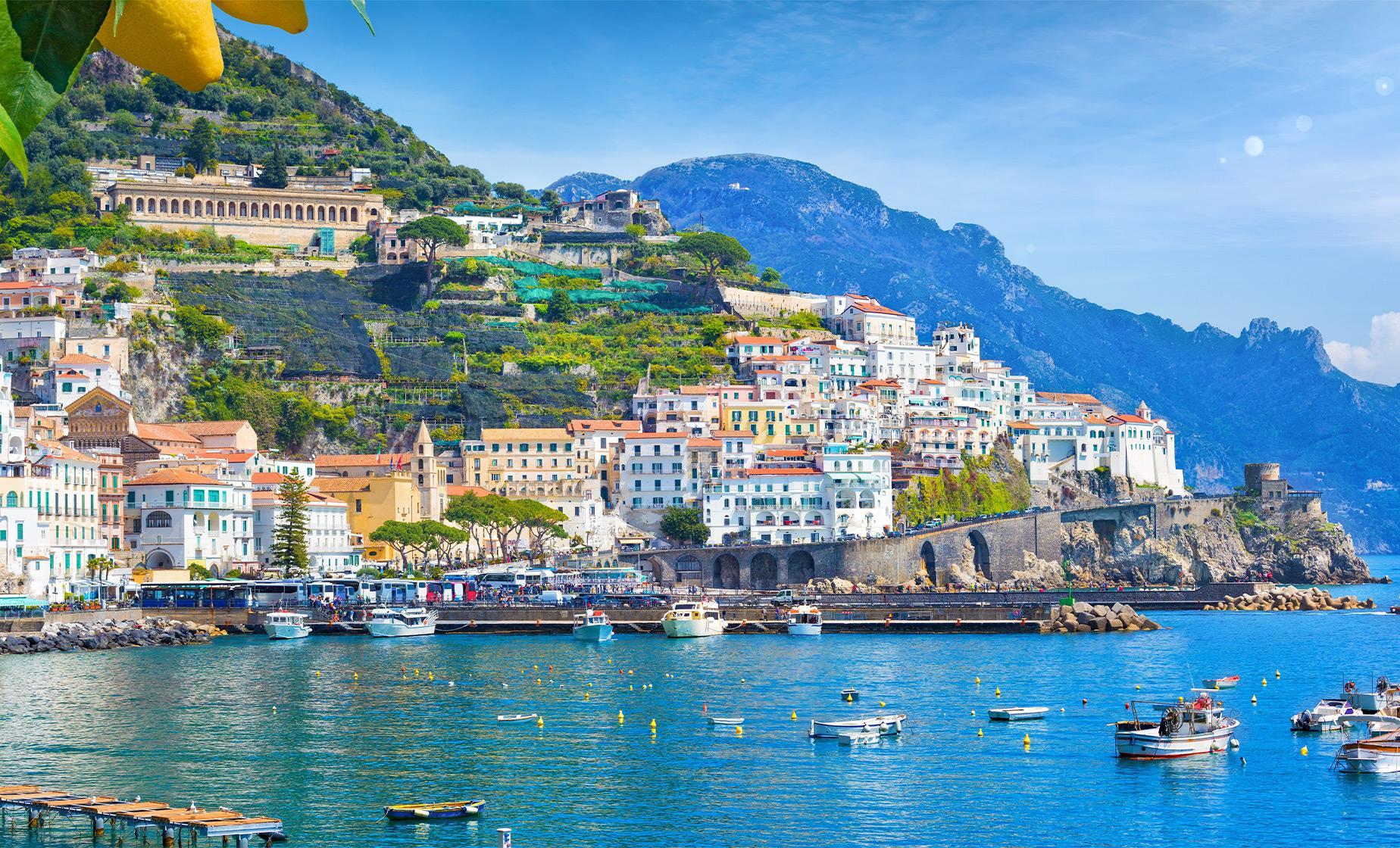 Amalfi Coast & Positano