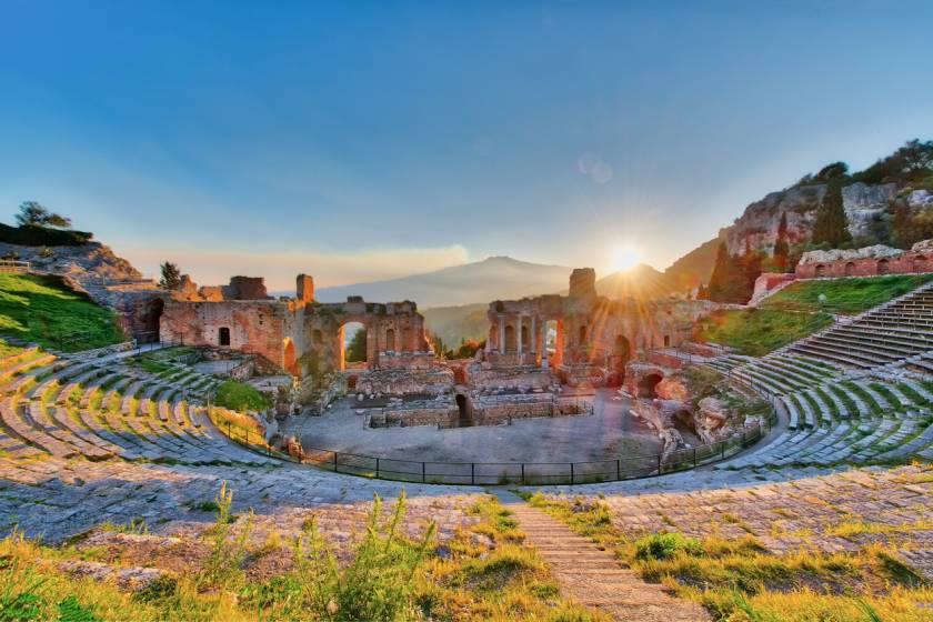 Taormina, Riviera Dei Ciclopi & Castelmola