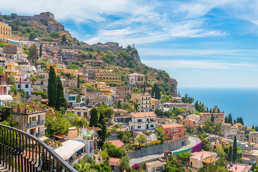 Etna & Taormina Day Tour