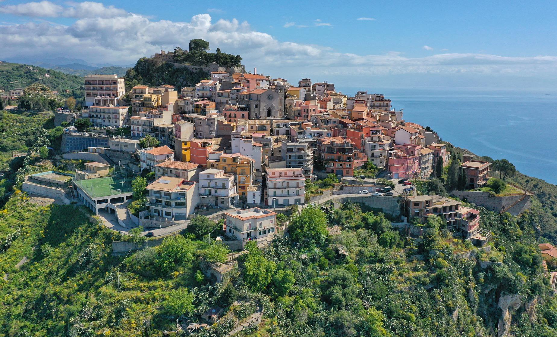 Catania Riviera Dei Ciclopi & Castelmola