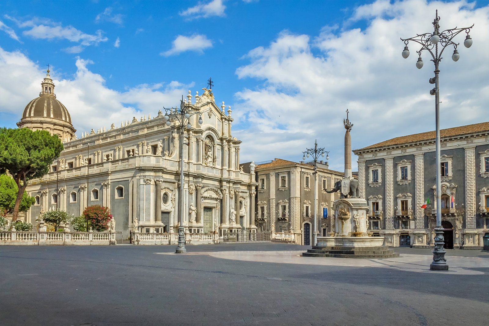 Siracusa & Catania