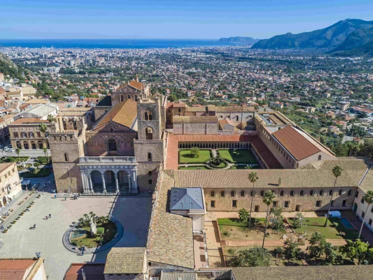 Trapani , Palermo &  Monreale
