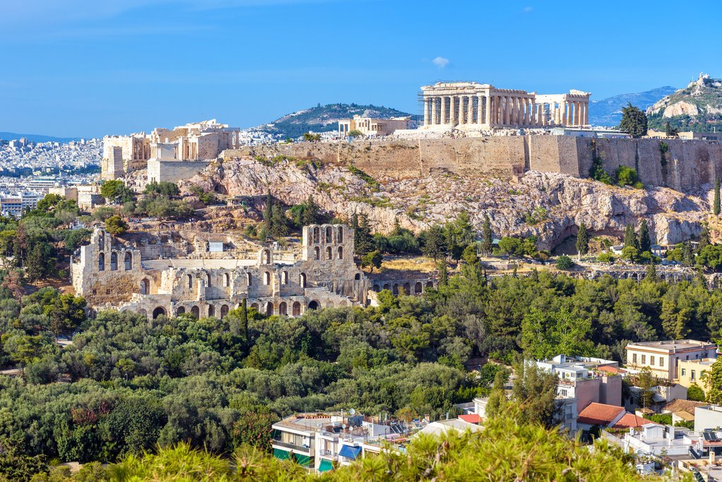 Highlights Of Athens