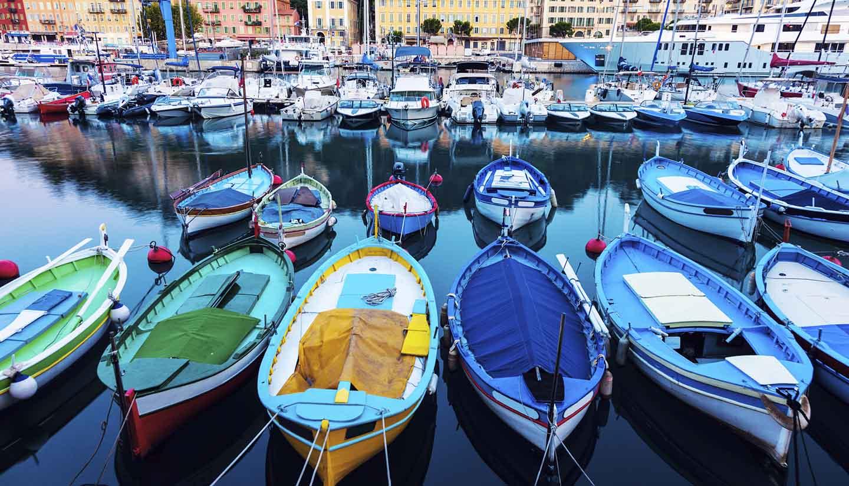 Nice , Eze & Monaco