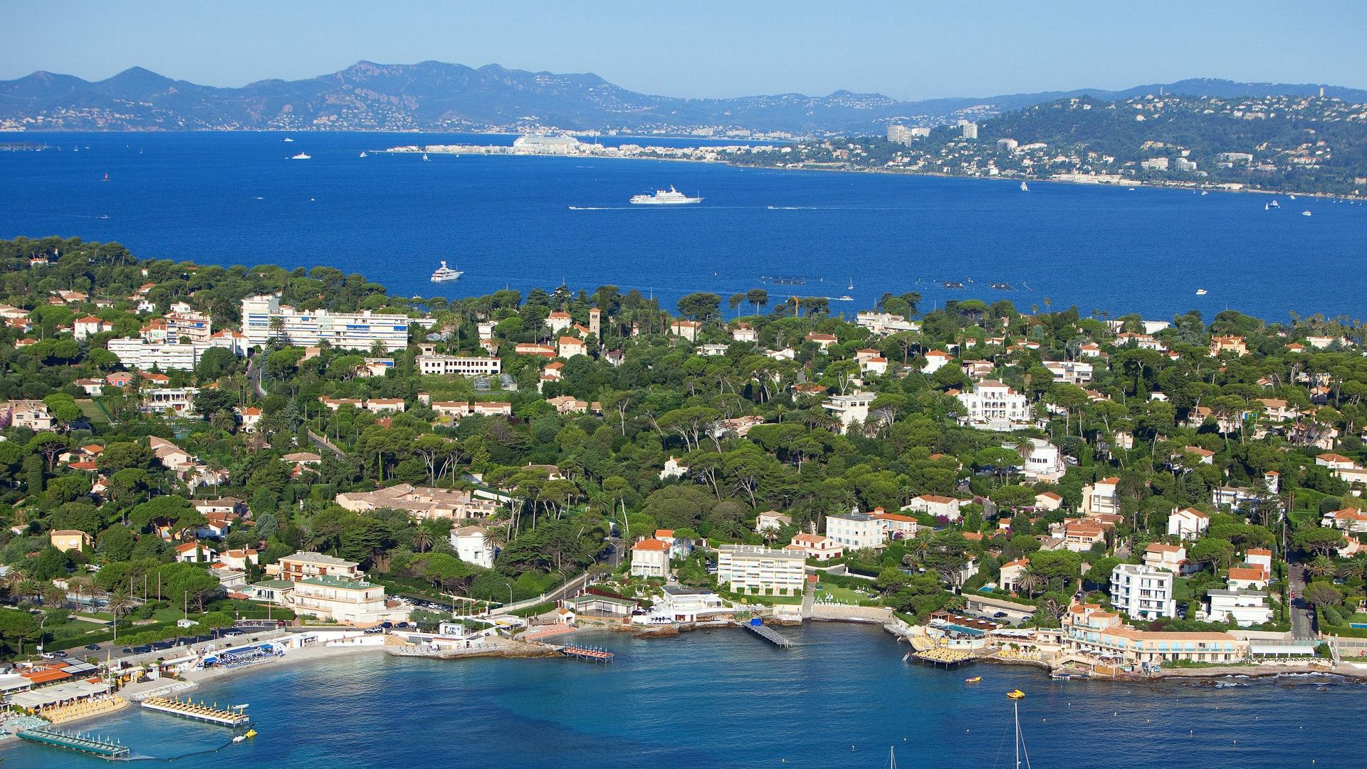 Antibes, Cagnes Sur Mer & St. Paul De Vence