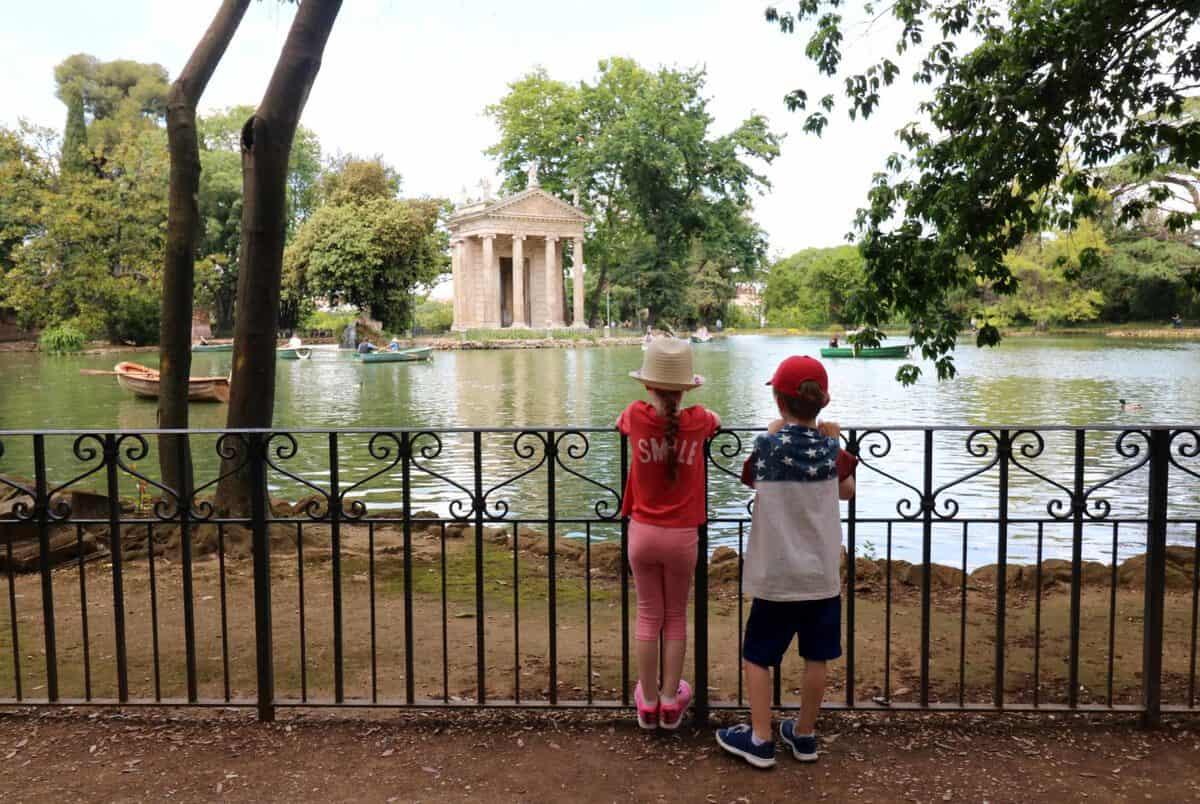 Rome Fun For Kids