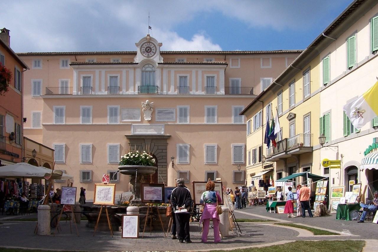 Castelgandolfo & Ancient Appian Way