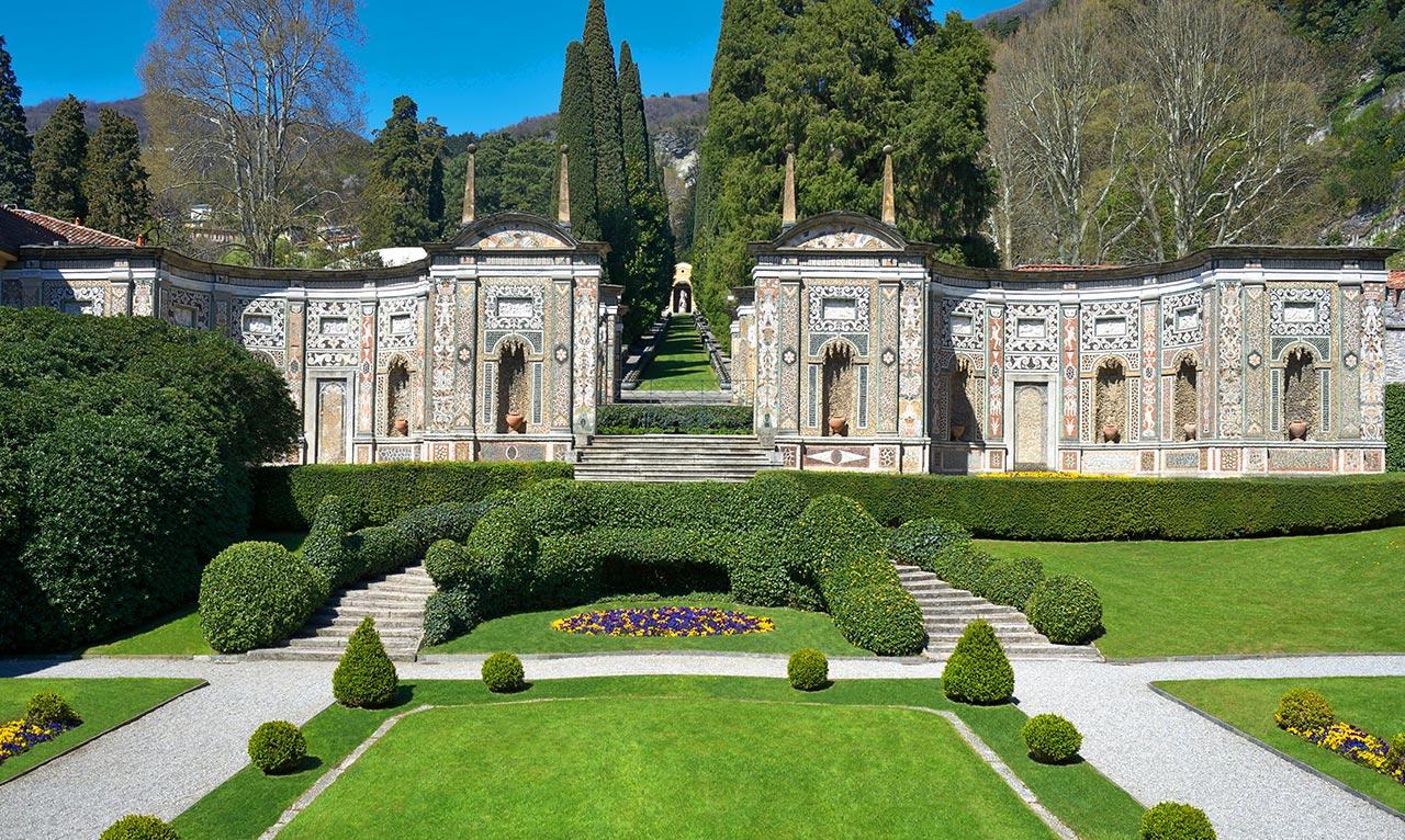 Tivoli Fountains , Gardens & Hadrian