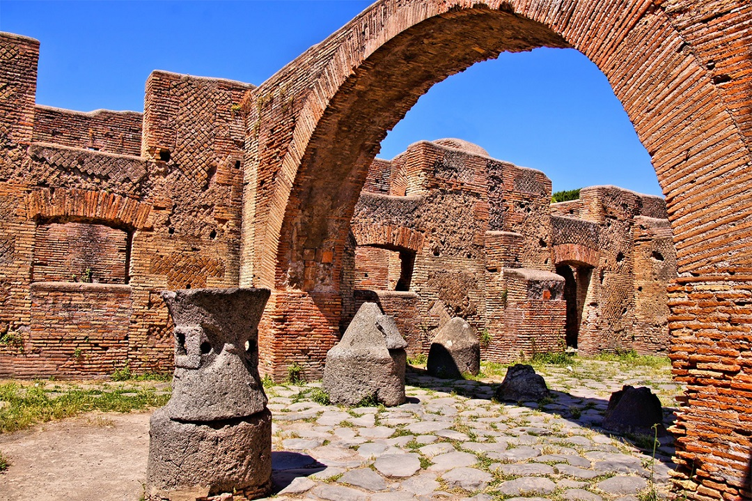 Ostia Ruins Half Day Tour