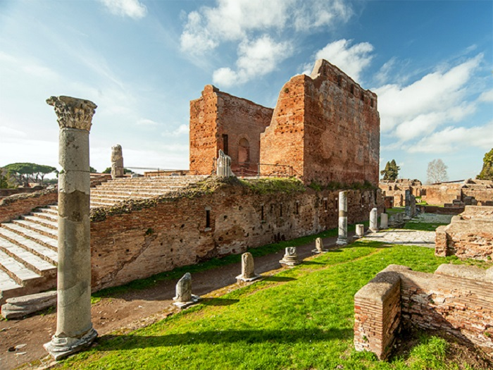Ostia Ruins Half Day Tour From Rome