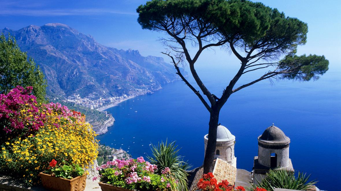 Amalfi Coast, Positano & Sorrento Day Trip