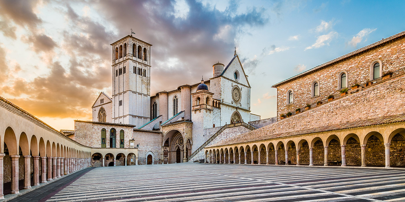 Assisi Day Trip From Rome
