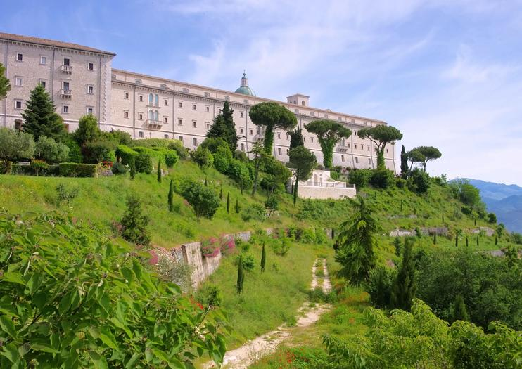 Montecassino Abbey Day Trip From Rome