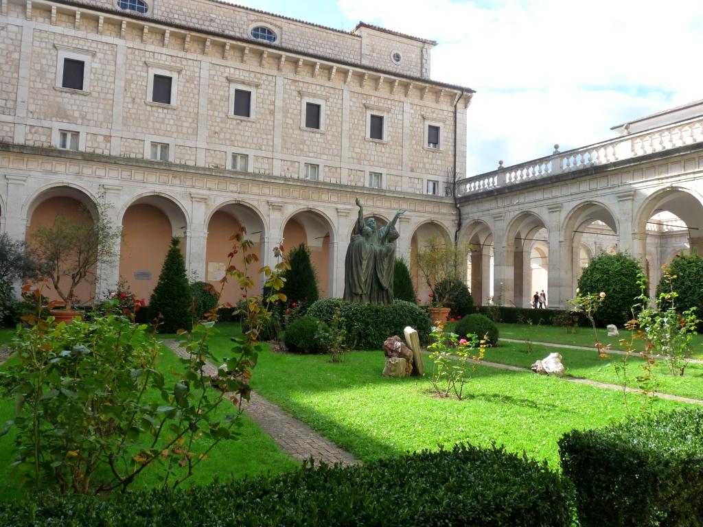 Montecassino Abbey Day Trip