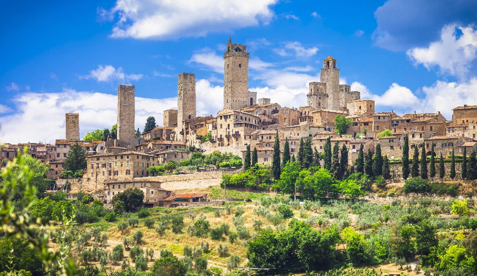 Siena & San Gimignano Day Trip From Rome