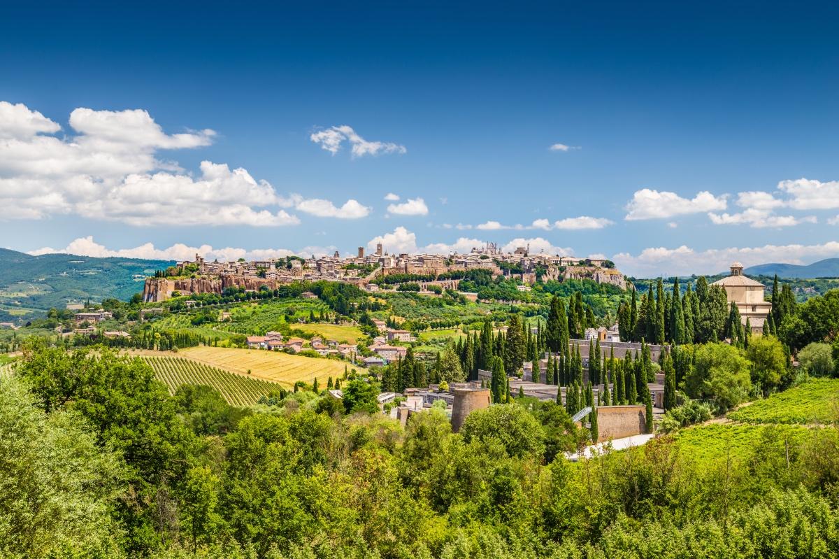 Orvieto & Umbria Day Trip