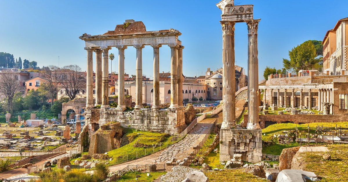 Best Of Rome Small Group Tour