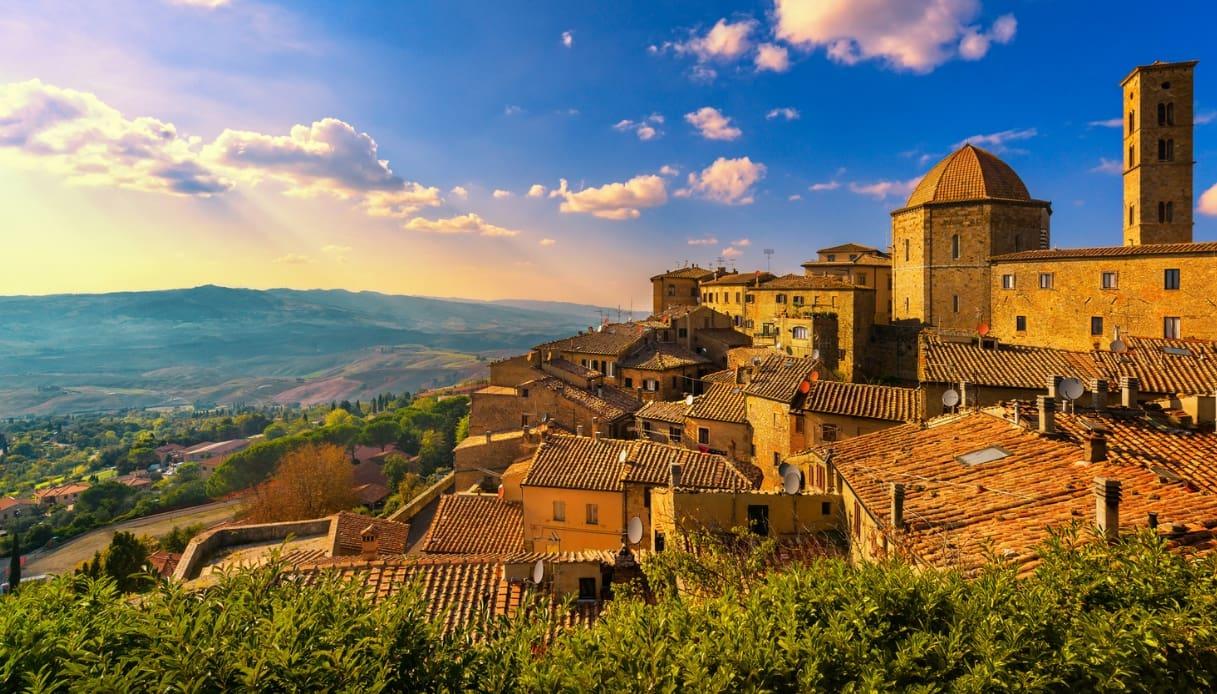 Wine Tasting ,Tuscan Countryside , San Gimignano & Volterra