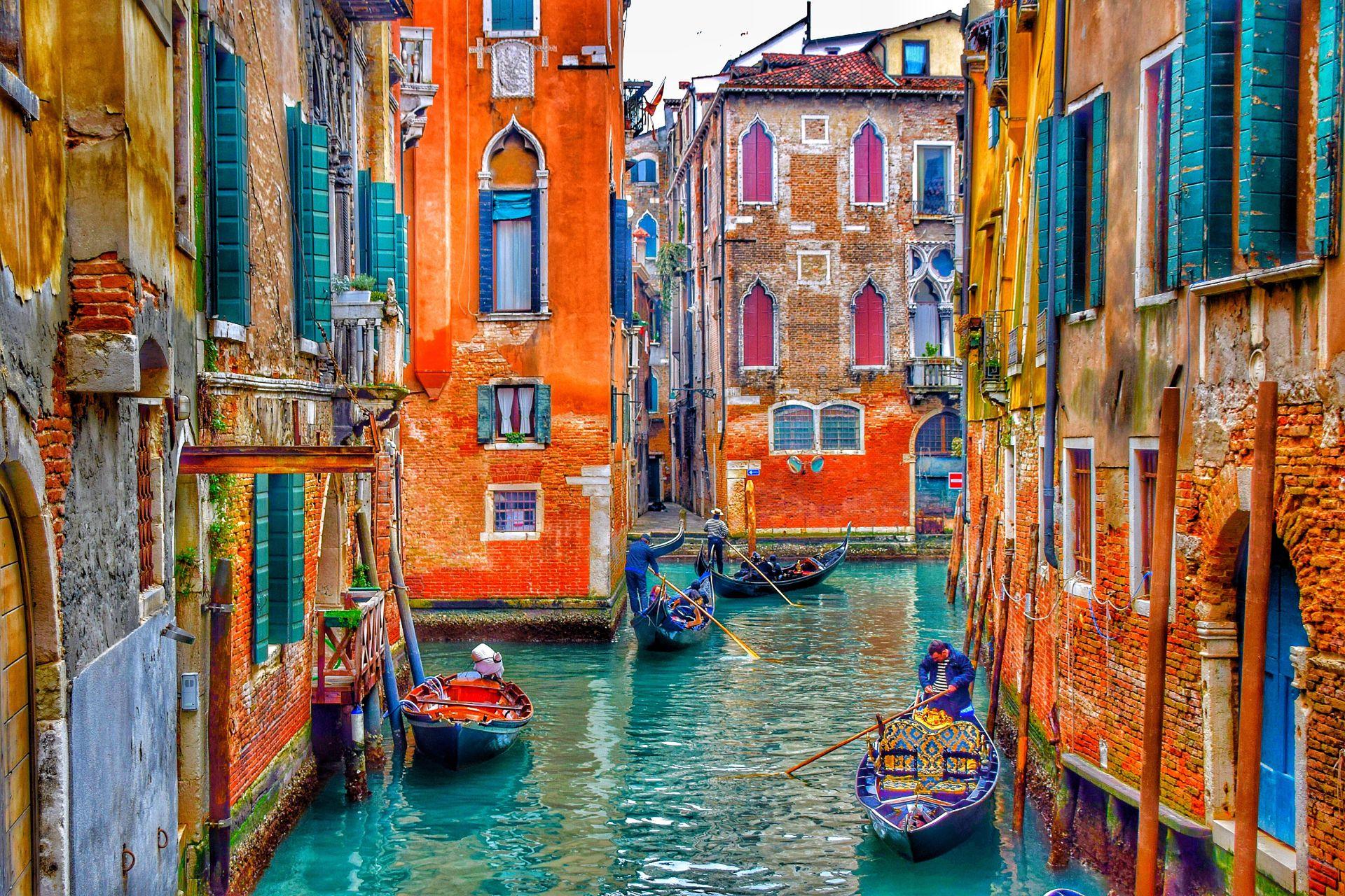 Rome, Tuscany & Venice 9 Day Tour