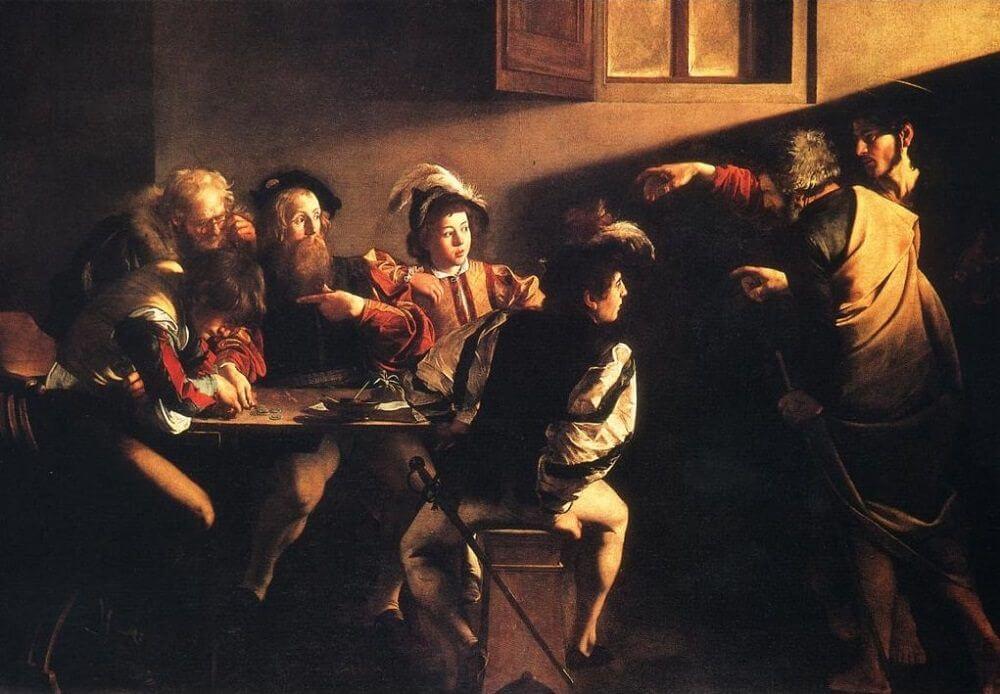 Caravaggio Walking Tour