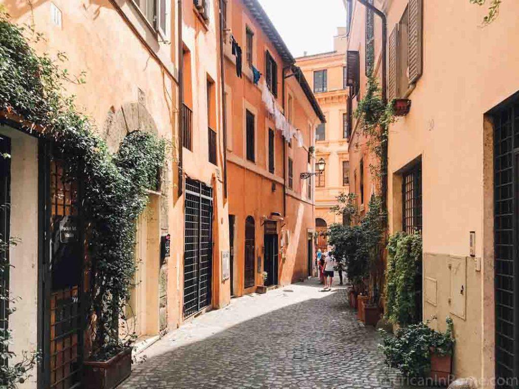 Rome Jewish Quarters Walking Tour