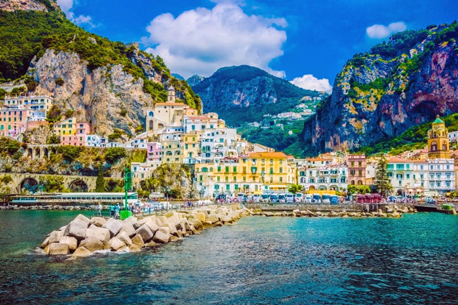 Amalfi Coast What You Wish Drive & Tour
